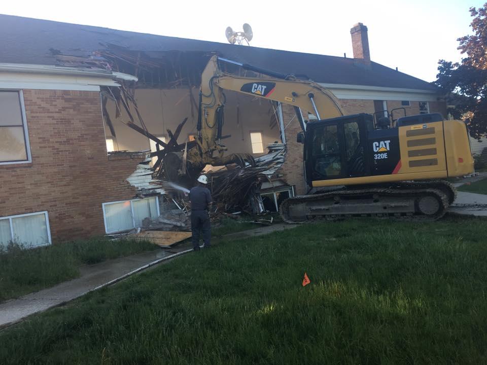 Demolition Contractor In Toledo Oh Demolition Services